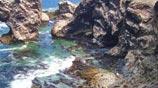 Playas marinas rocosas